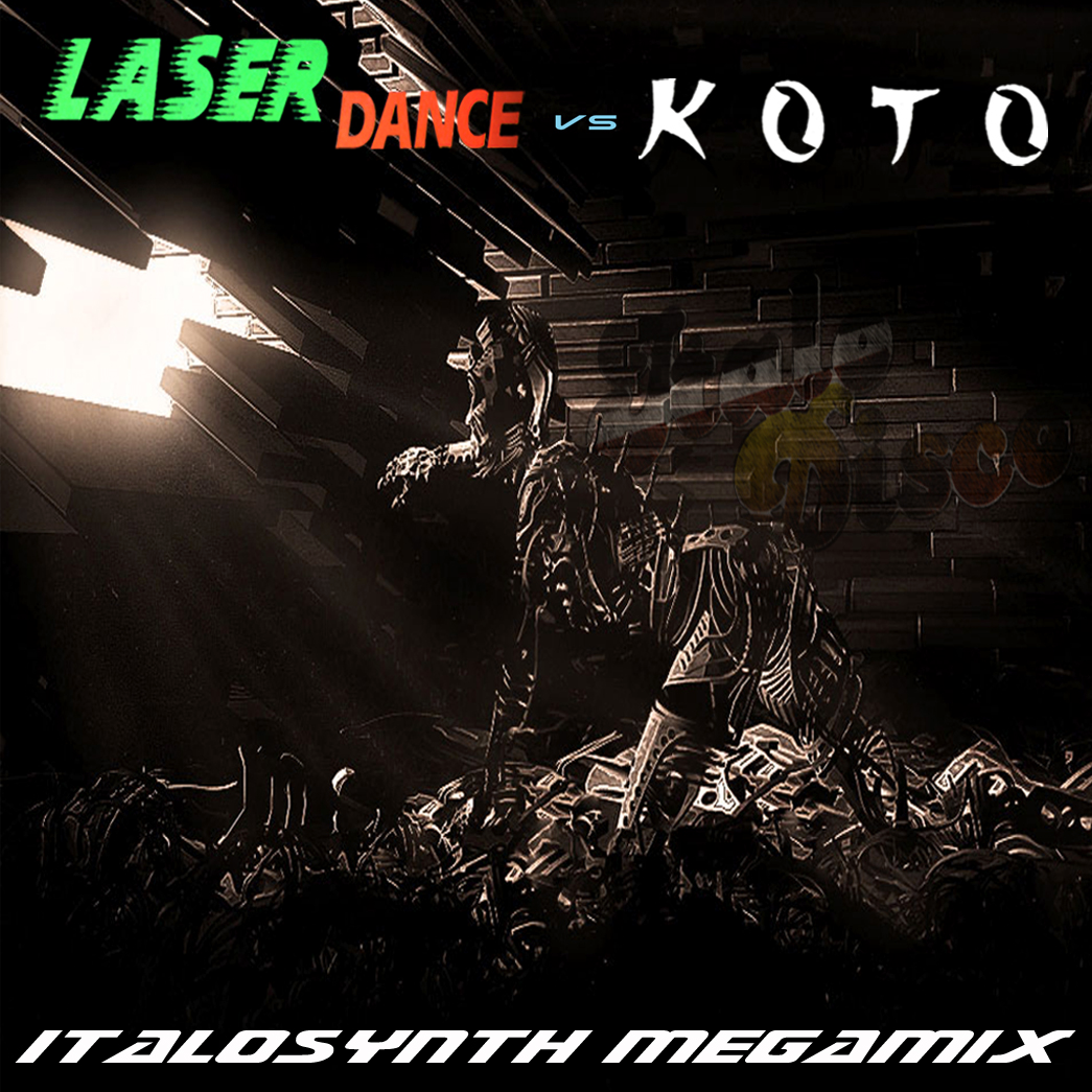 lasardance koto back 2 80s megamix 2014 mp3