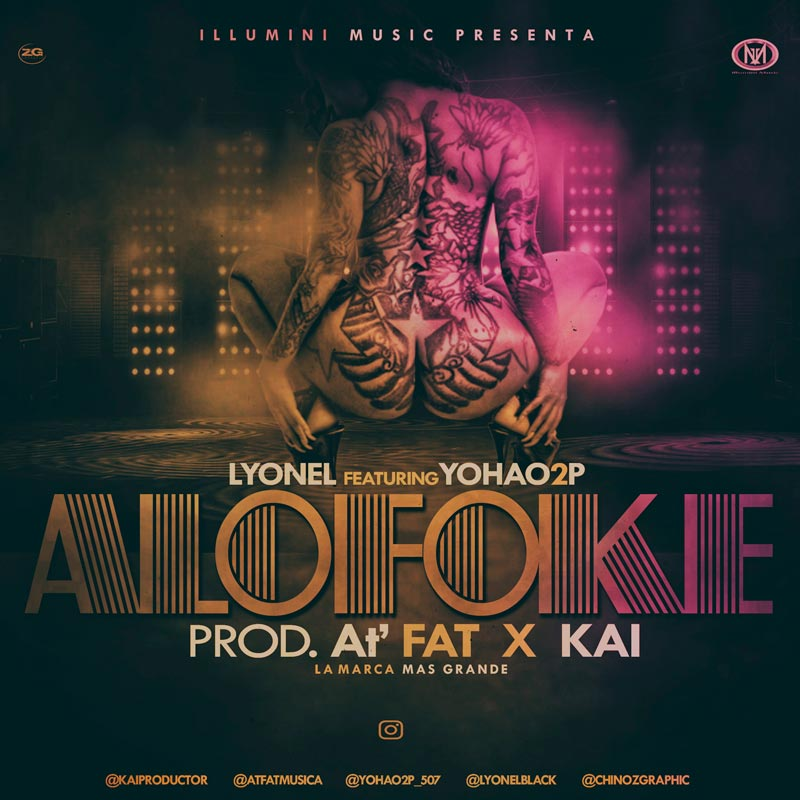 Lyonel Ft Yohao2p - Alofoke - Prod. At Fat y Kai