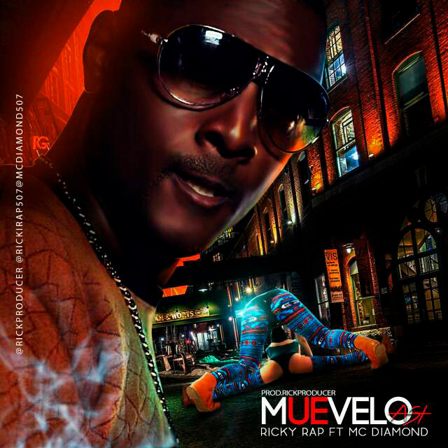 Ricki Rap ft Mc Diamond - Muevelo
